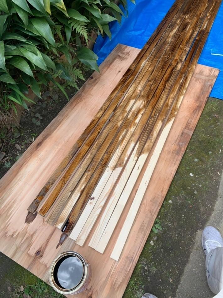 受木防腐剤