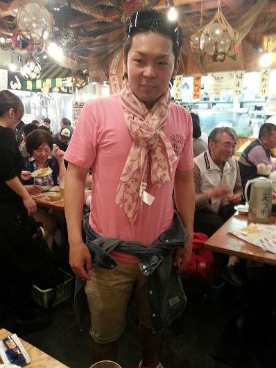 田中一成という男