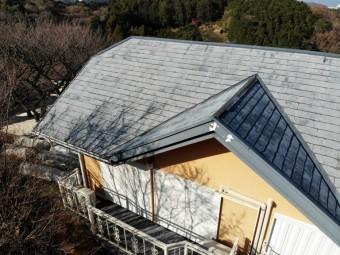 ドローン屋根