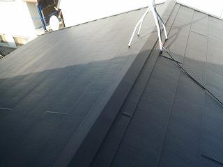 屋根の結露