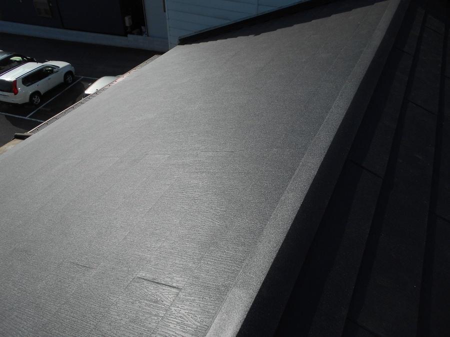 ガルテクト屋根