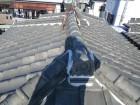 棟が複雑に入り組んだ和瓦屋根