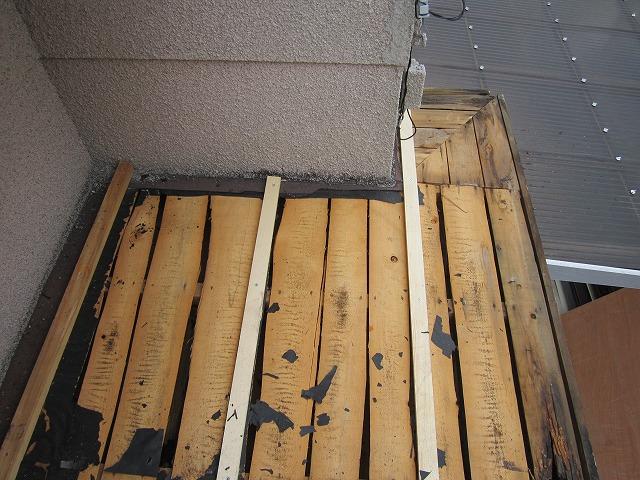 屋根ばら板