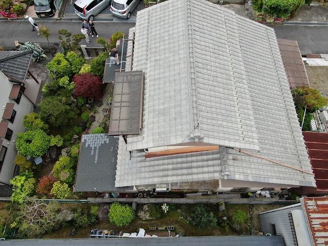 日本家屋屋根