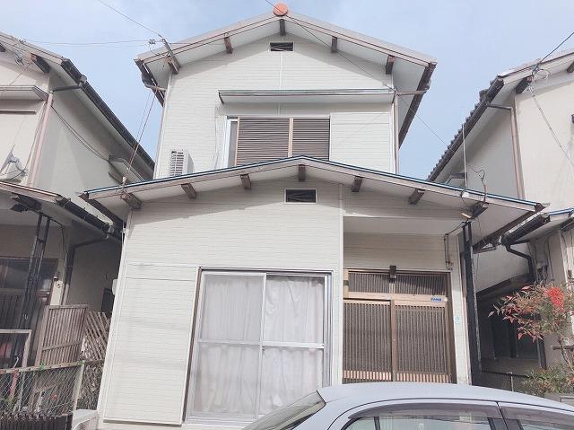 築40年の家屋
