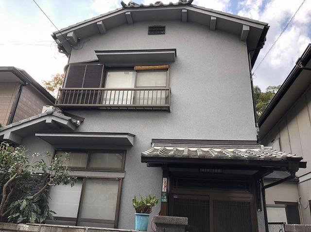 築40年日本家屋