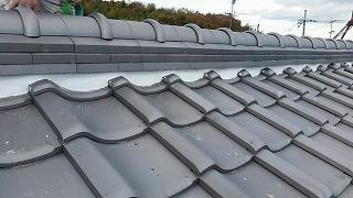 屋根の葺き替え工事