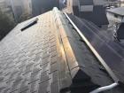 カラーベスト材の屋根
