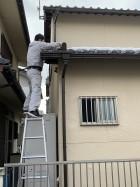 雨樋の補修