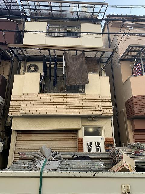 3階建て家屋