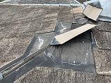 屋根の風害