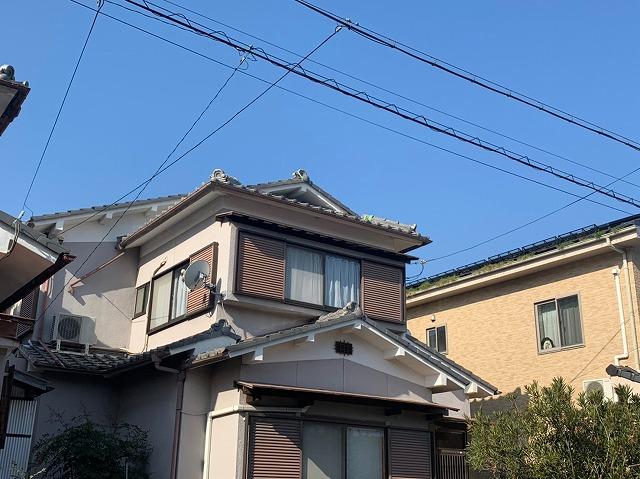 滋賀県大江八幡市からのお電話お問い合わせ(屋根・リホーム)有難うございます