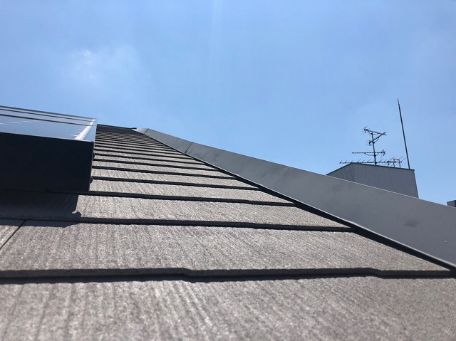 屋根のケラバ