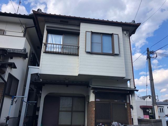 二階建て家屋