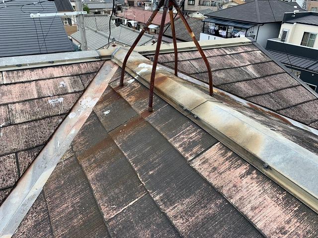 スレート屋根の寿