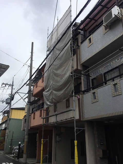 三階建て家屋