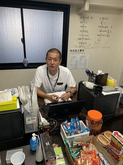 会社での代田道輝