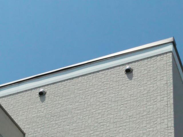 築7年の屋根
