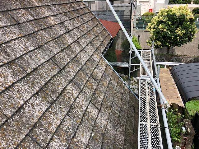 スレート屋根勾配強