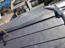 ガルテクトで仕上げた屋根