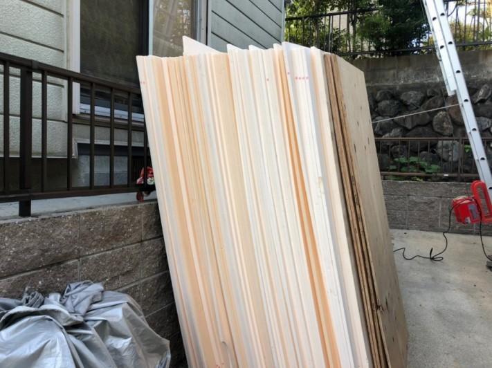 立平板金屋根の下に敷く断熱材