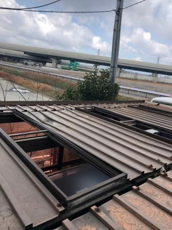 駐車場屋根