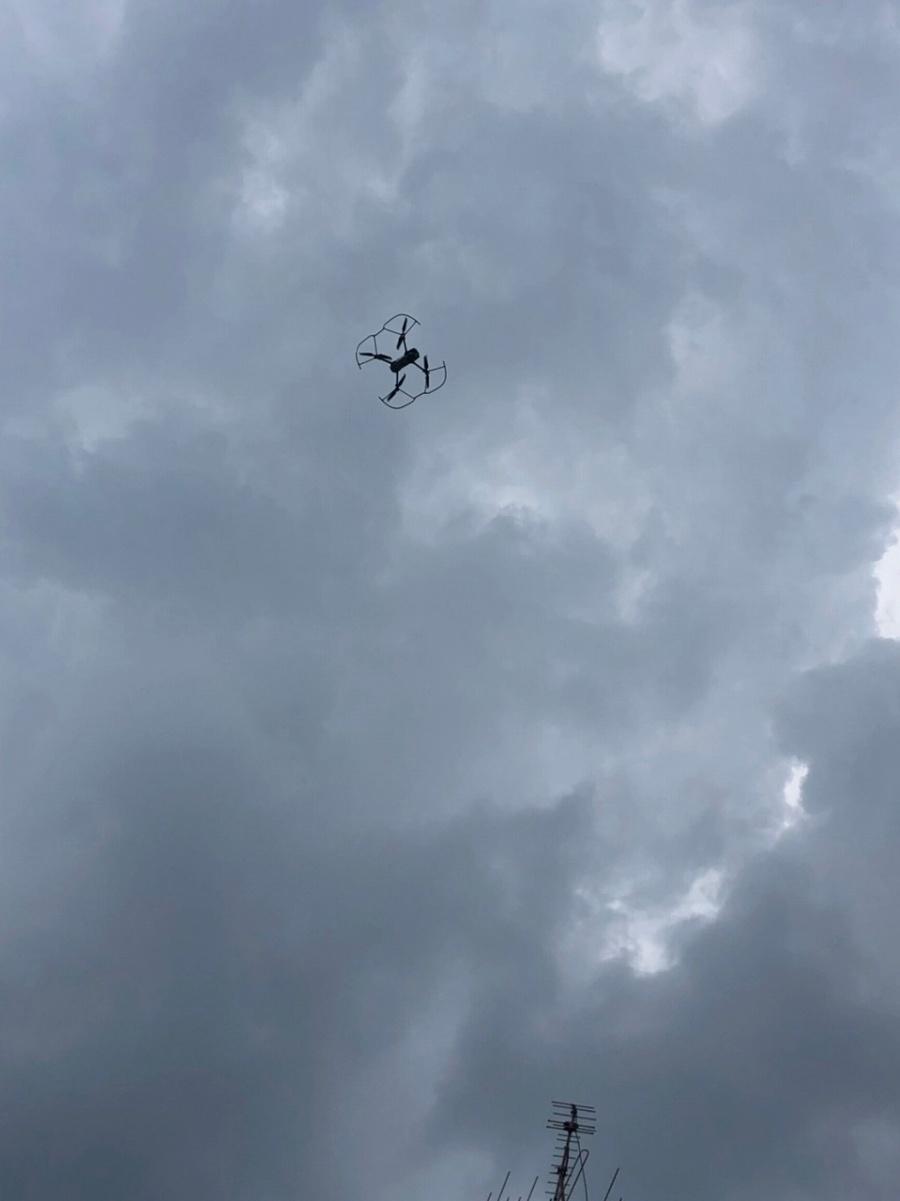 上空30m